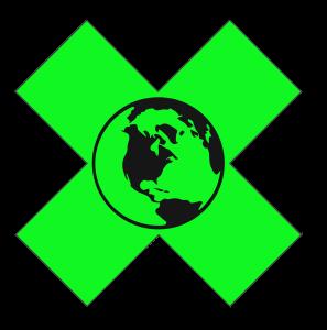 X globe-01